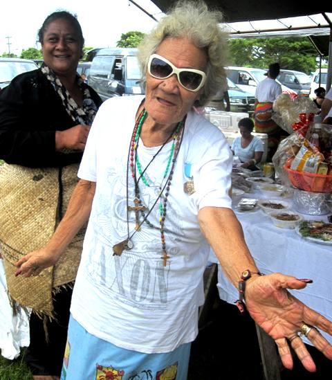 Catholic Feast.Nukualofa Tonga
