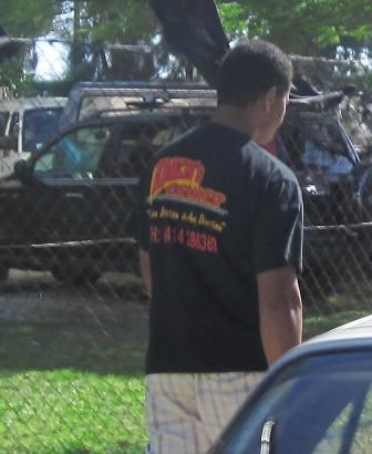 Tantalizing Tonga T-Shirts