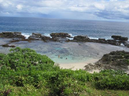 Kileti Beach, Tongatapu, Kingdom of Tonga