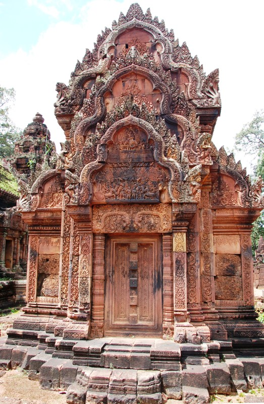 Bantay Srei Library