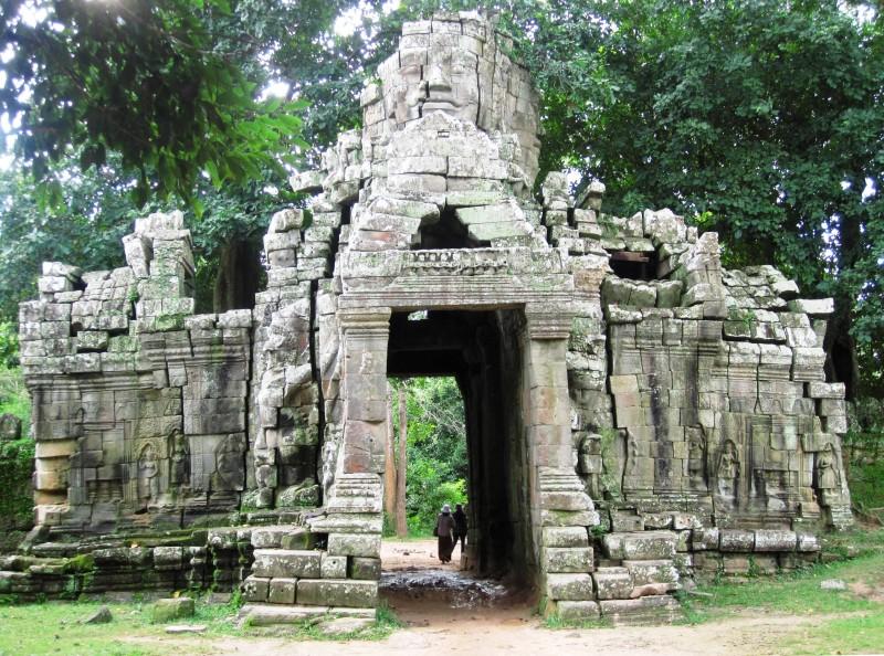 Banteay Kdei Gateway