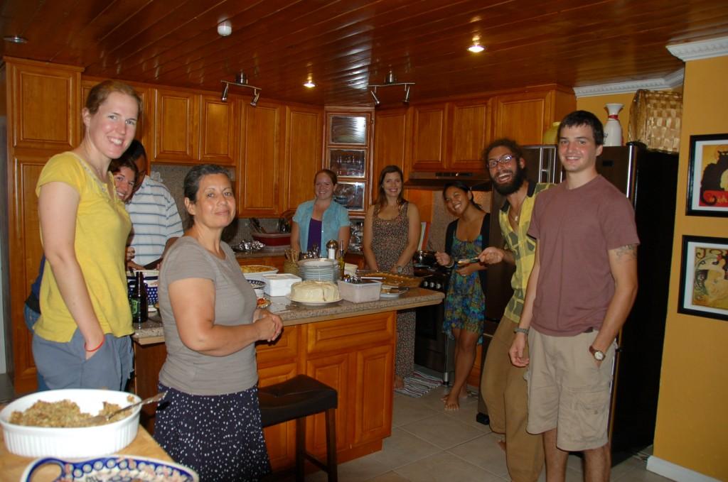 Thanksgiving in Tonga