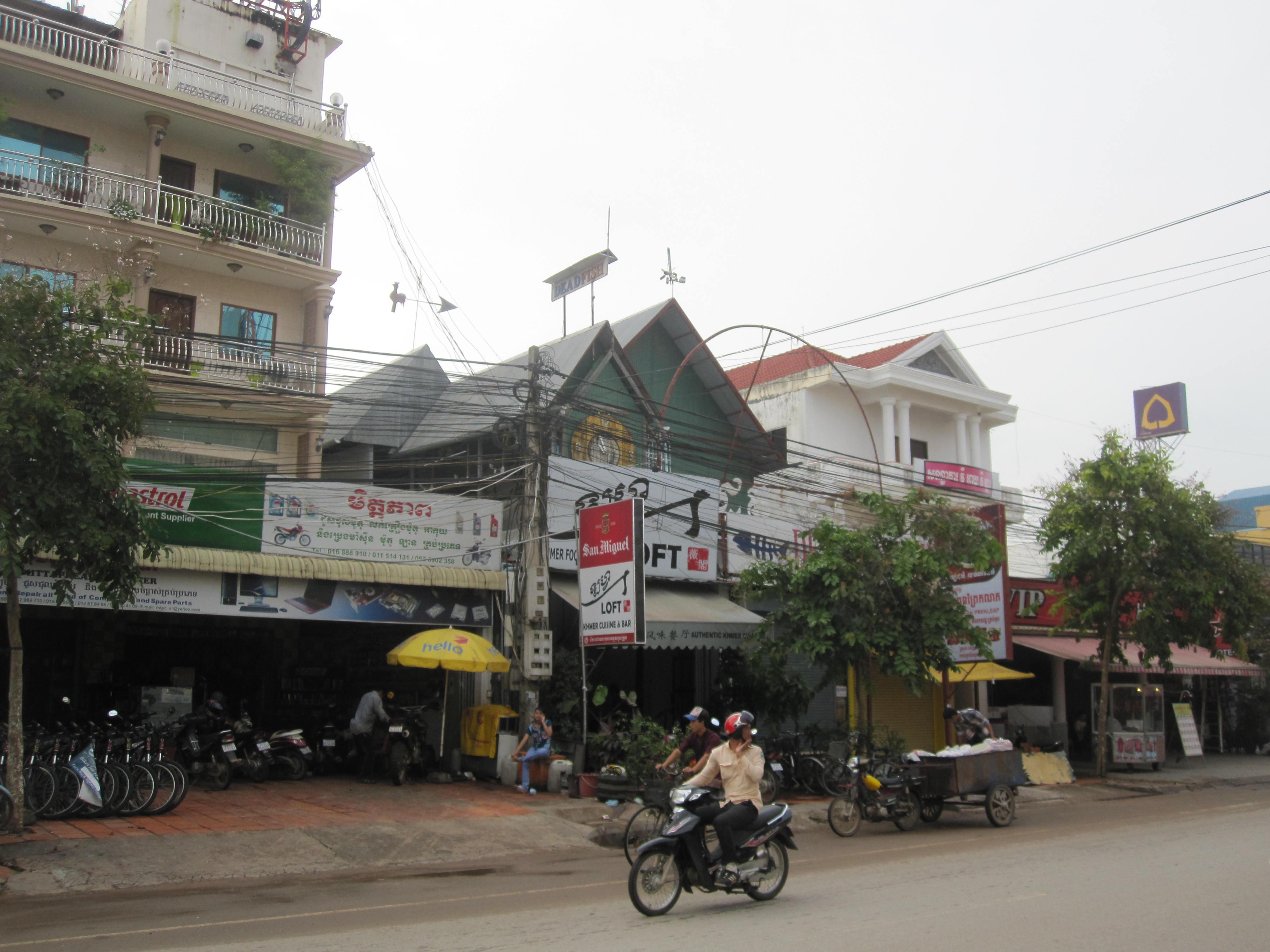 Sivatha Blvd, Siem Reap