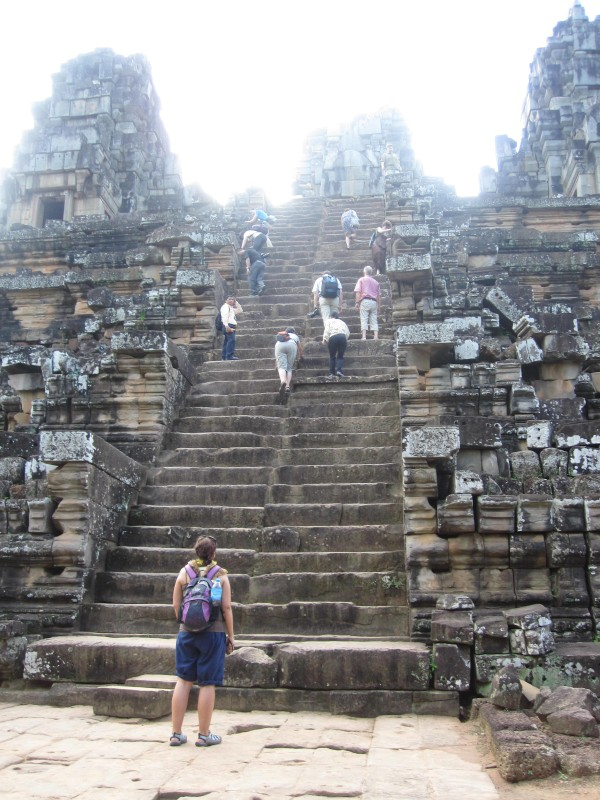 Pre Rup Stairs