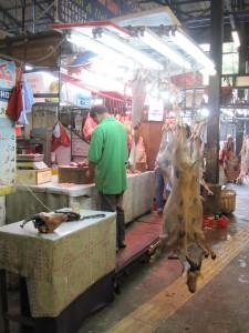 Kowloon Outdoor Food Market