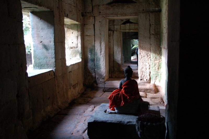 Buddha at Ta Prohm
