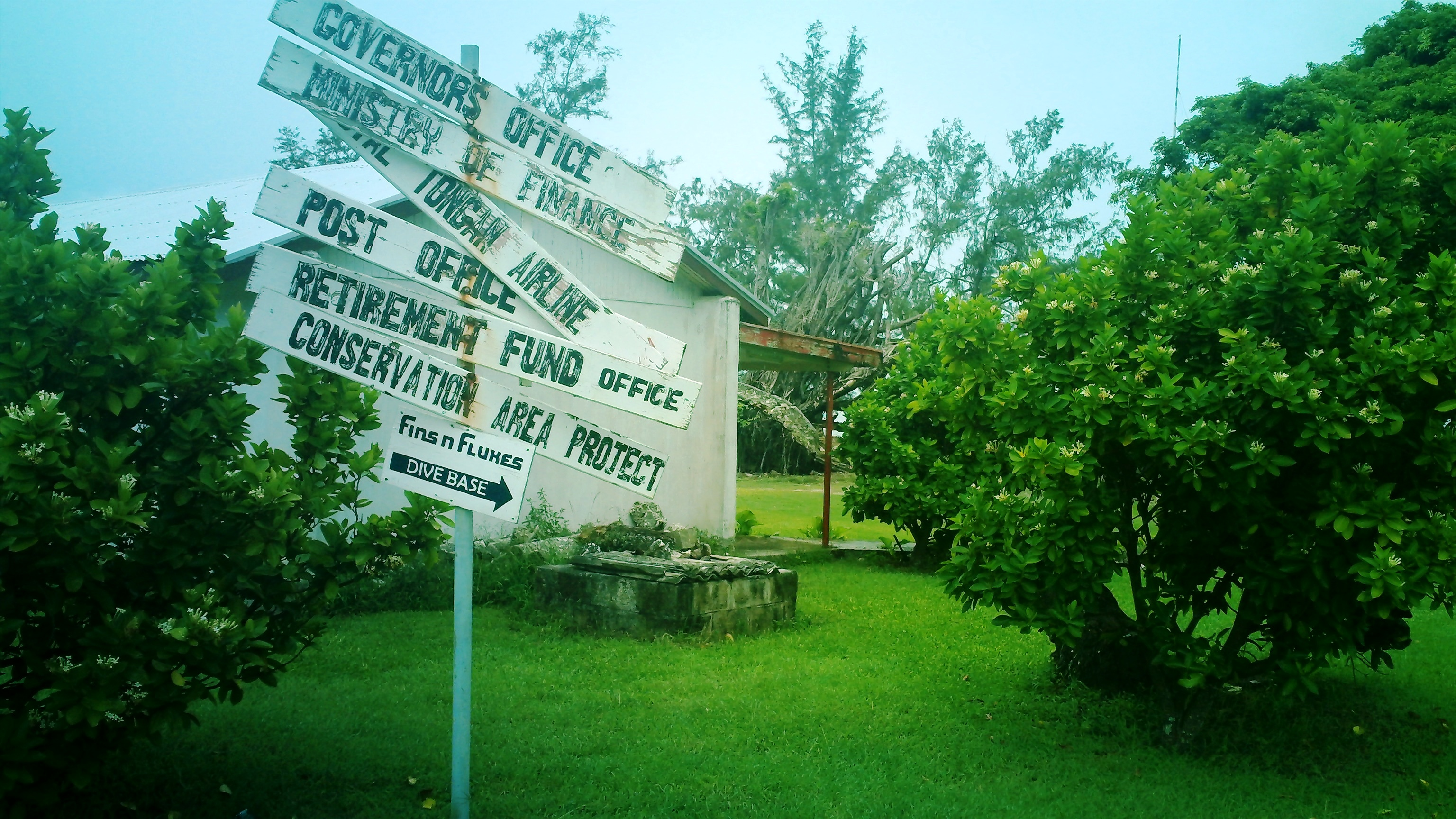 Two Days (and a little history) in Ha'apai