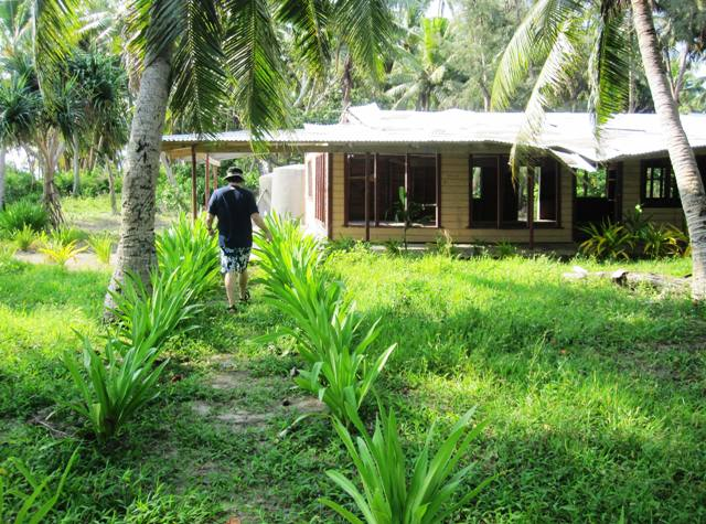 Abandoned Home on Manima Island, Tonga