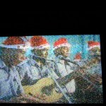 Police Band on Tonga TV