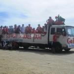 Ikale Tahi Fan Bus