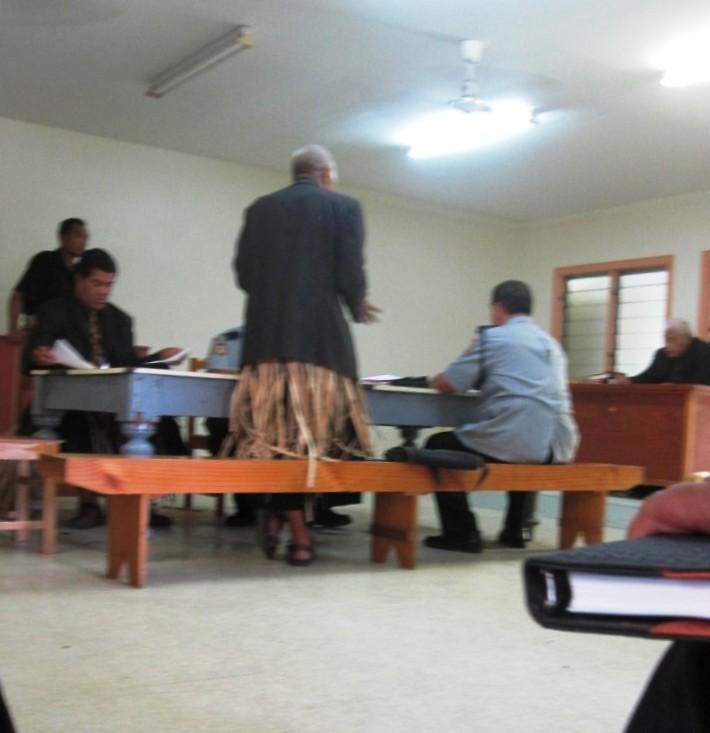 Tonga Traffic Court