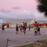 Twilight Rugby in Nuku'alofa