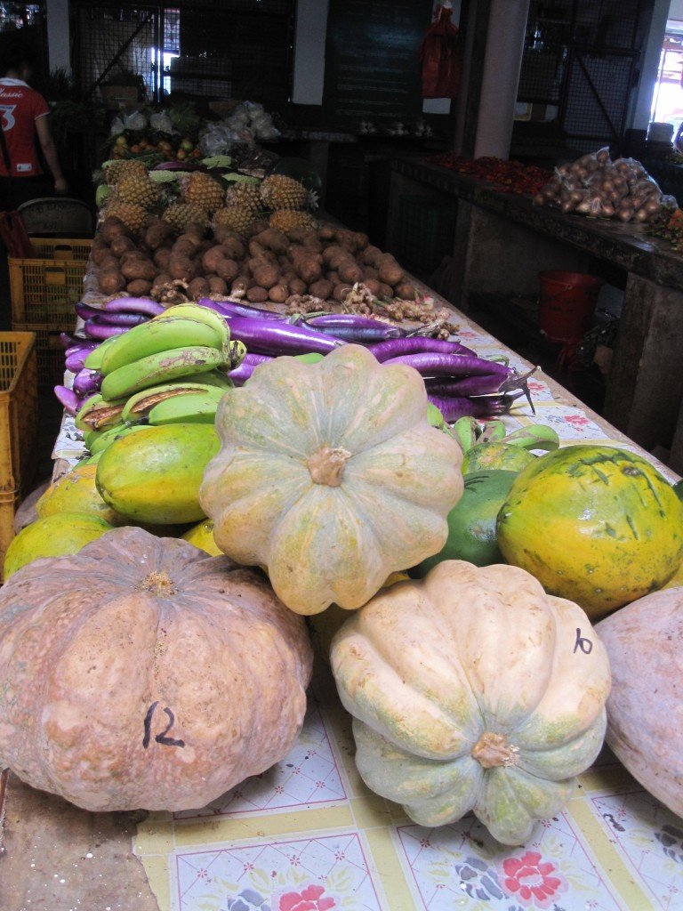 Pumpkins, Payaya and more