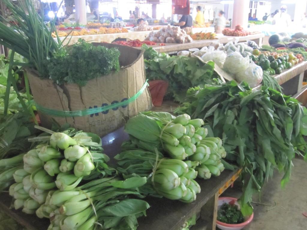 Yao's Veggie Stand