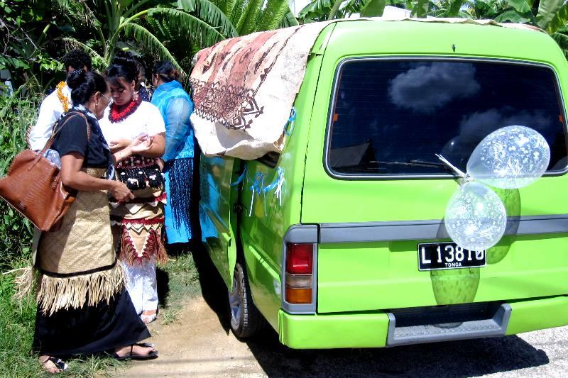 Wedding Tapa Cloth.Tongatapu Tonga