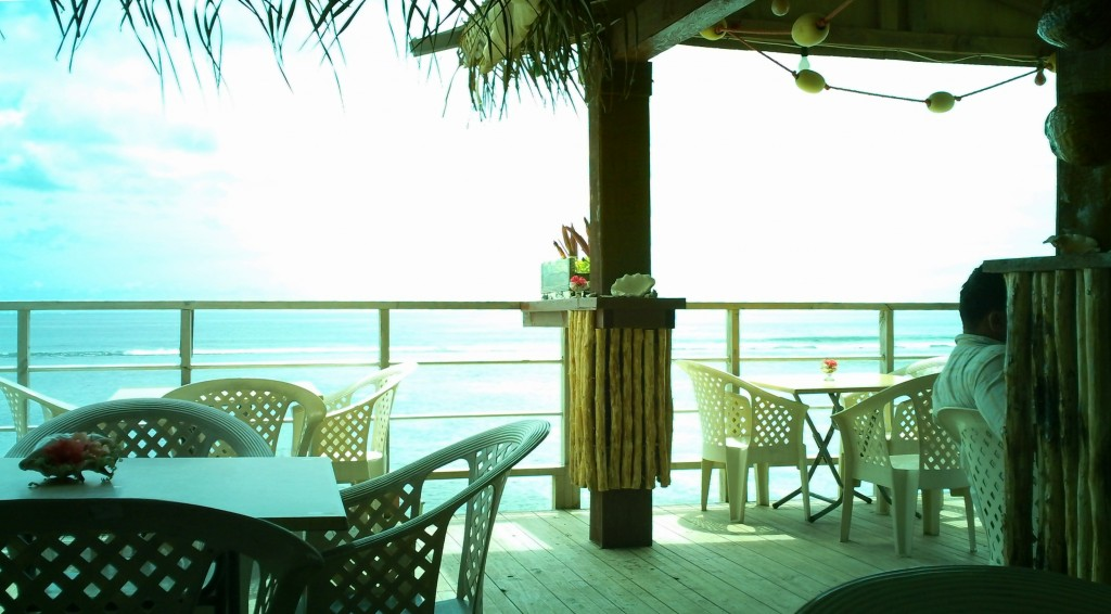 """Liku'alofa """"Treetop"""" Cafe"""