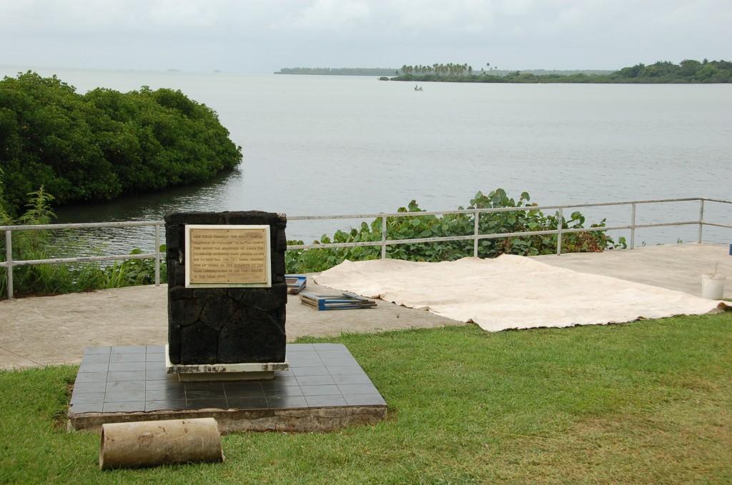 Captain Cook Landing Site