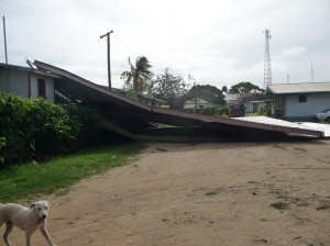 Effects of Cyclone Renee