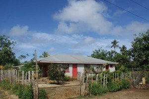 A Home-stay House in Ha'apai