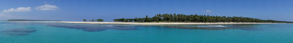 'Uoleva island, our lunch spot