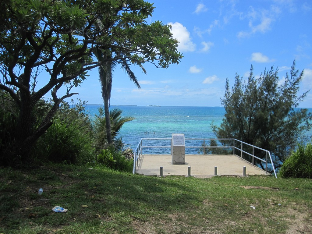 Abel Tasman Landing Site