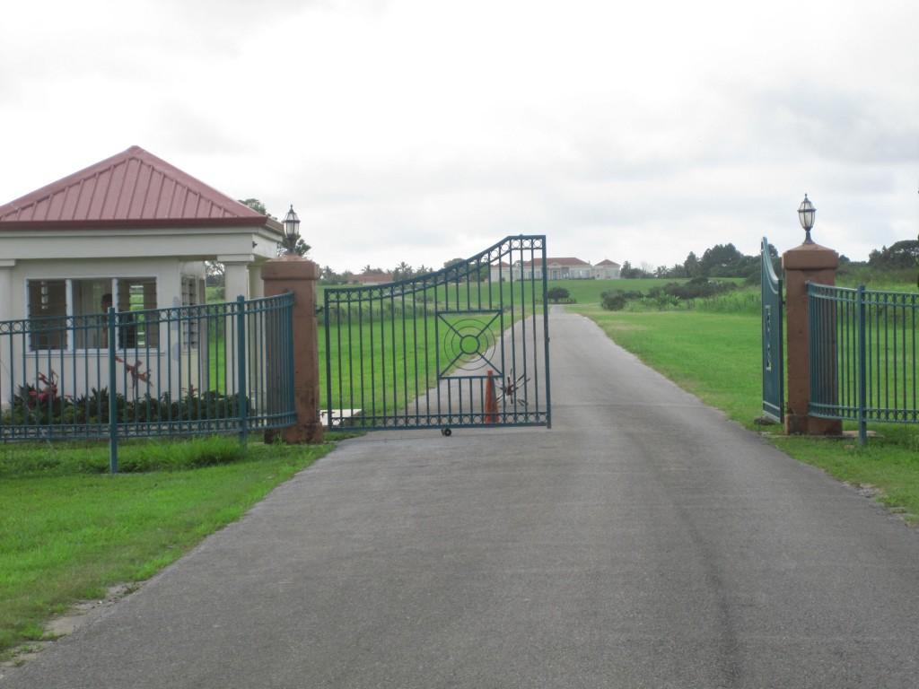 Royal Residence of King George Tupou V