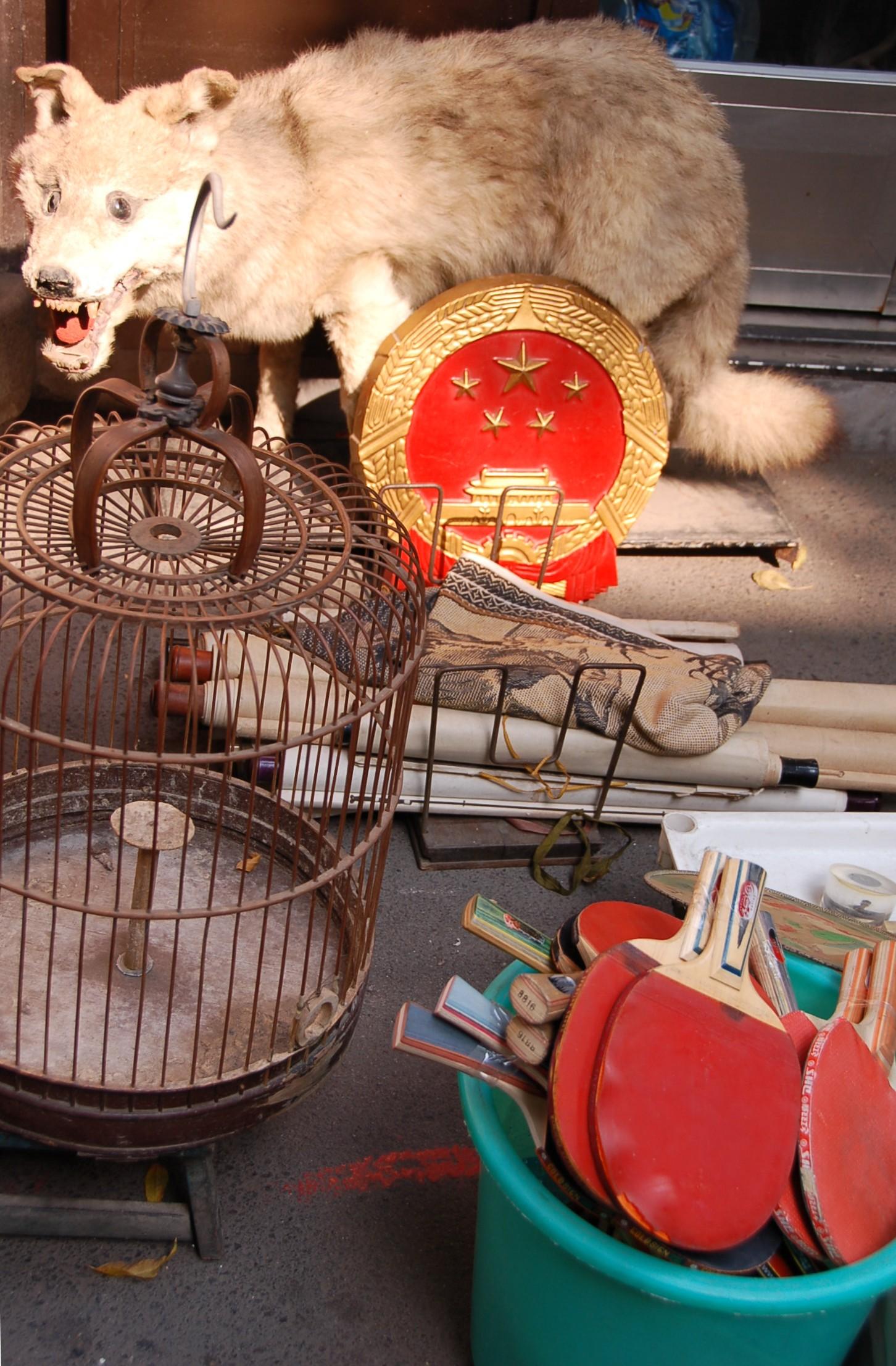 Tianjin Antique Street Market