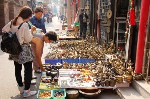 Tianjin Antique Market