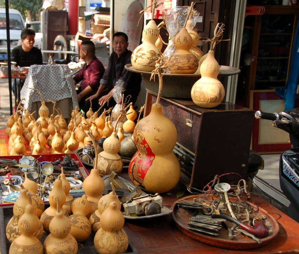 Gourds at Tianjin Antique Market