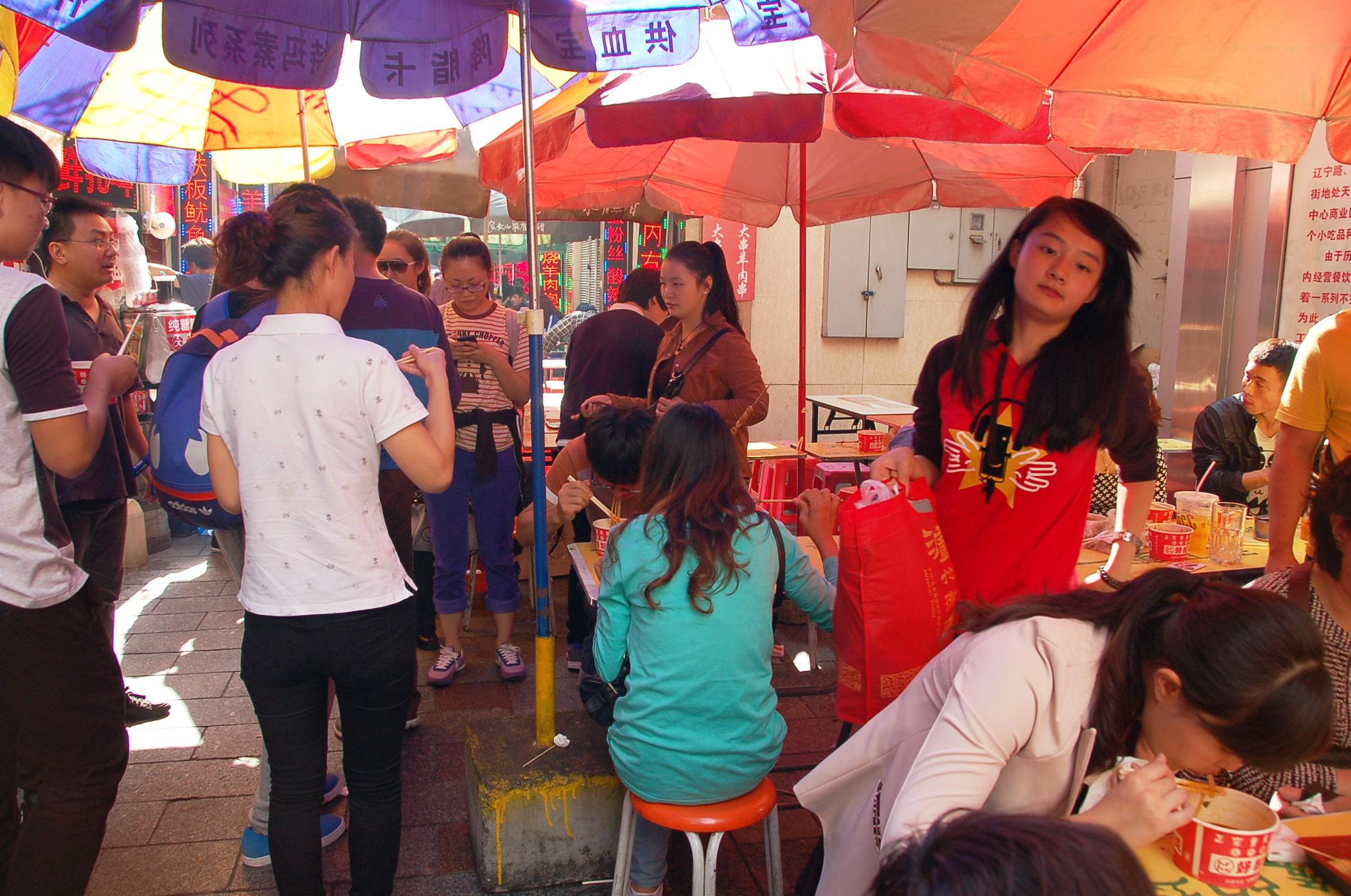 Liaoning Street Food Road