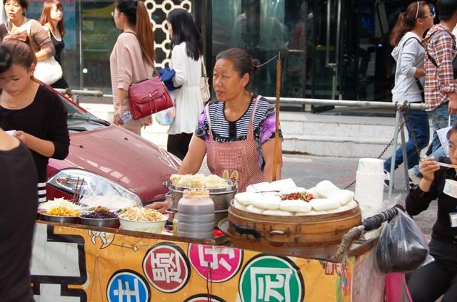 Fast Food.Xian China