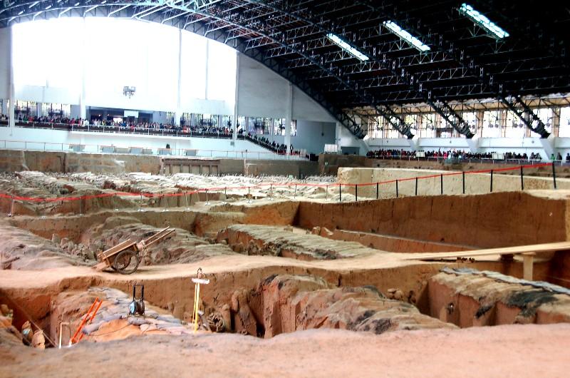 Terracotta Warriors and Horses Museum (51)