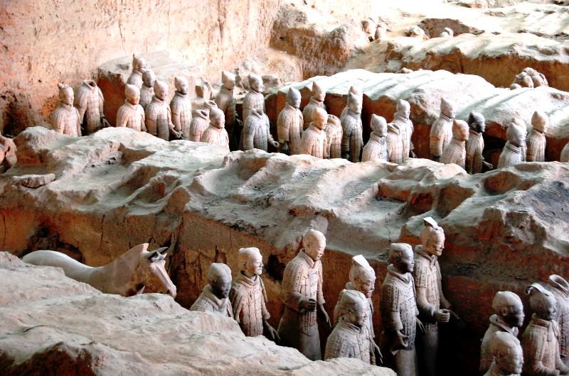 Terracotta Warriors and Horses Museum (61)