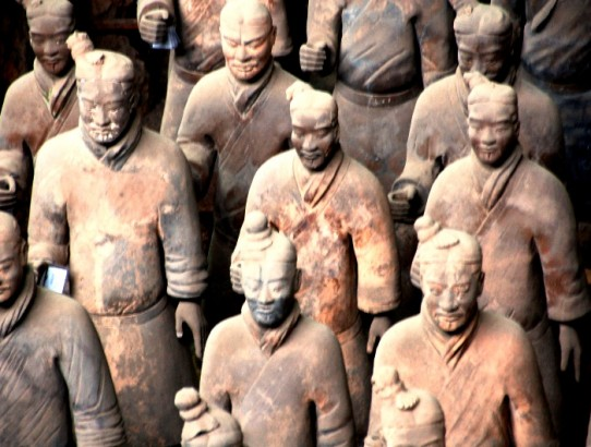 Terracotta Warriors:  How to Get There, What to Expect