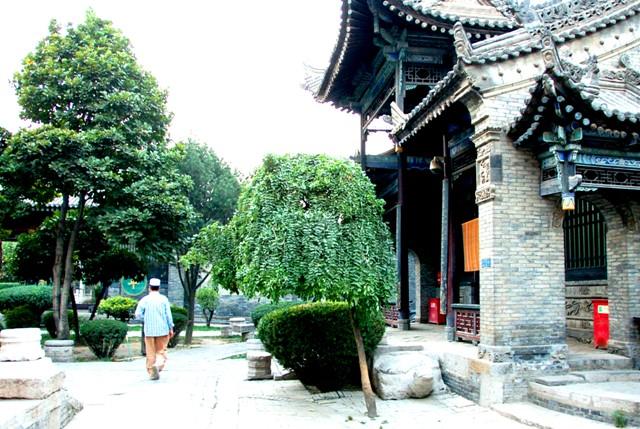 The Great Mosque. Xian China