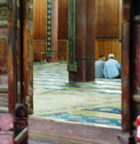 The Great Mosque.Xian
