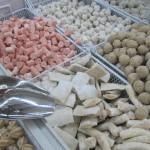 Tianjin Walmart Frozen Foods Section