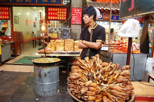 Xi'an Muslim Quarter (7)