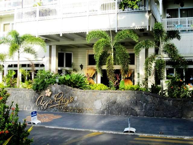 Aggie Greys, Apia Samoa