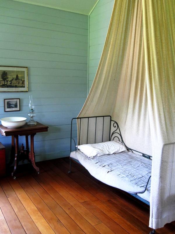 Robert Louis Stevenson's Sick Room.Vailima.Apia Samoa