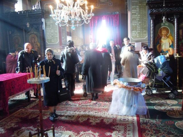 Romanian Orthodox Church in Brebu 2011