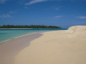 Sandy Beach, Ha'apai Tonga