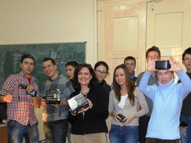 Through A Lens Camera Delivery 2012 Romania