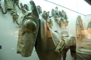 731 Museum. Gas masks for Equine when poisoning outdoor areas