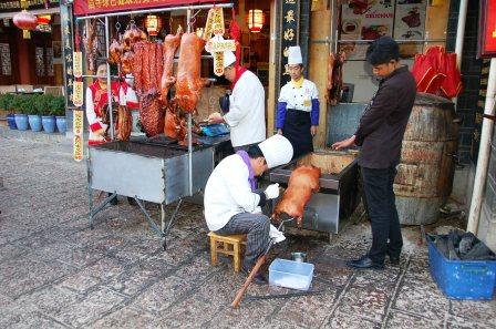 Lijiang's Roasted Pork