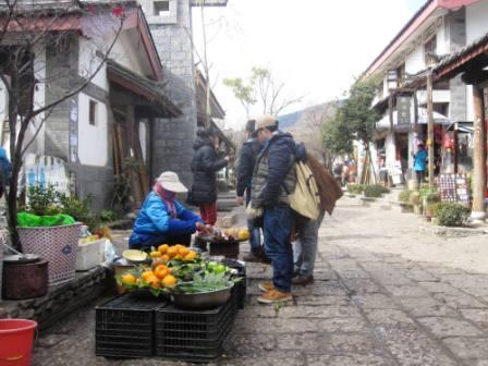 Shuhe Old Town