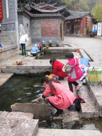 White Horse Dragon Pool (Lijiang)