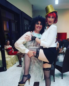 Happy Halloween from Balikpapan! happyhalloween indonesiatravel balikpapan rockyhorror tall