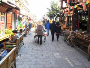 Foreigner Street, Dali