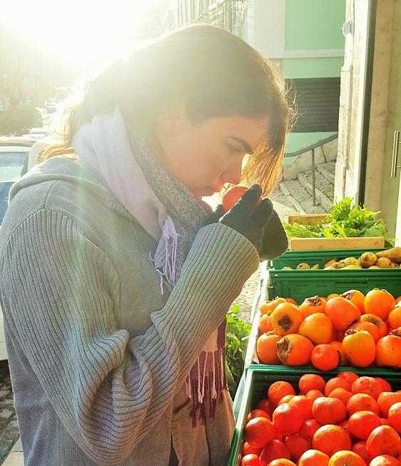 Fresh produce in Lisbon, Portugal